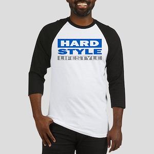 Hardstyle Lifestyle design. Baseball Jersey