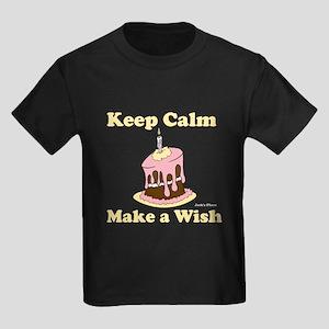 Keep Calm and Make a Wish T-Shirt