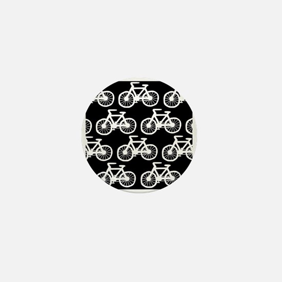 'Bicycles' Mini Button