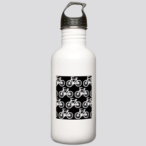 'Bicycles' Stainless Water Bottle 1.0L