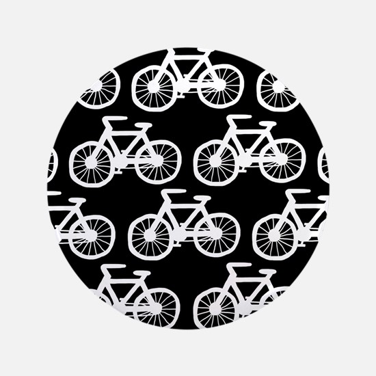 "'Bicycles' 3.5"" Button (100 pack)"