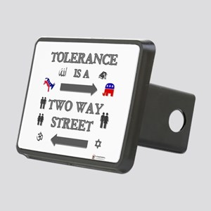Tolerance Rectangular Hitch Cover