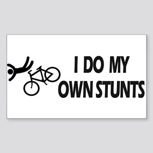 biking bike biking Sticker