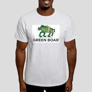 Green Boar Organic Tea T-Shirt