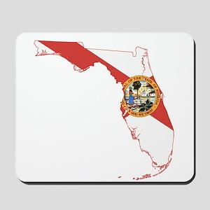 Florida Flag Mousepad