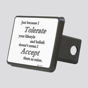 Tolerate Accept Rectangular Hitch Cover
