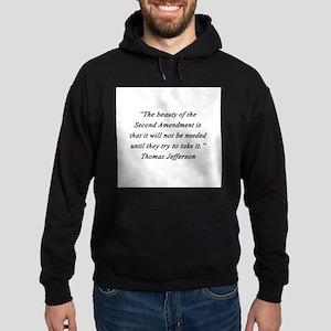Jefferson - Second Amendment Sweatshirt