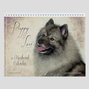 Keeshond Calendar