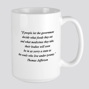 Jefferson - What Foods Mugs
