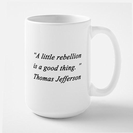 Jefferson - Little Rebellion Mugs