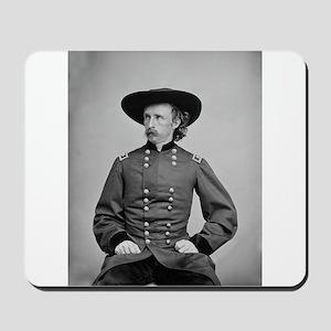 George A. Custer Mousepad