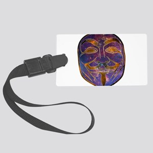 Anonymous Luggage Tag