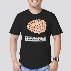 young-f-brain-no-yf-black-text T-Shirt
