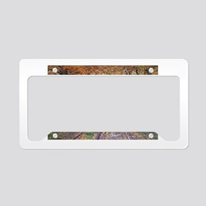 Life in the Slow Lane License Plate Holder