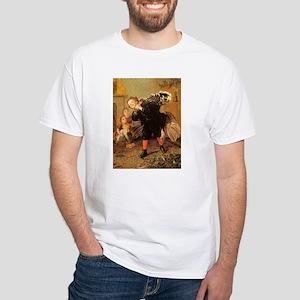Showing Off the Big Bird T-Shirt