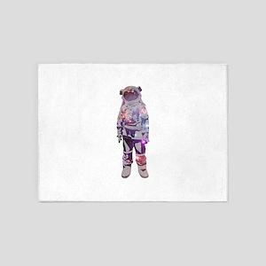 Astronaut 5'x7'Area Rug