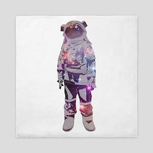 Astronaut Queen Duvet