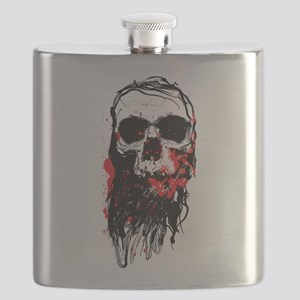 Blood Skull Flask