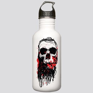 Blood Skull Water Bottle