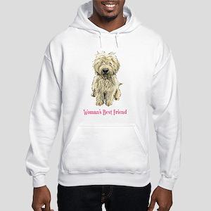 Woman's Best Friend Hooded Sweatshirt
