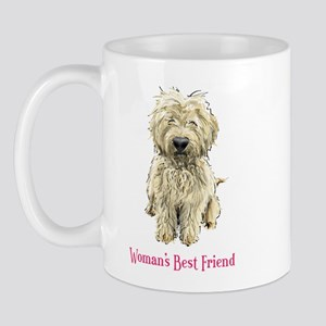 Woman's Best Friend Mug