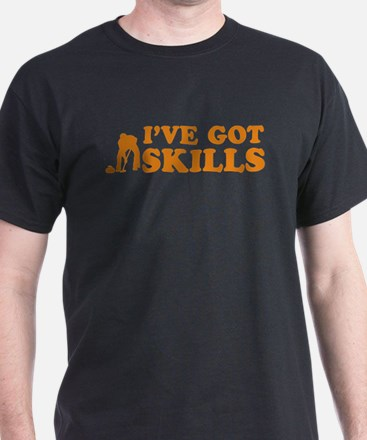 I've got Curling skills T-Shirt