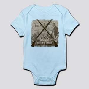 Right of the People Infant Bodysuit