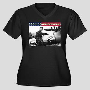 Eddie Rickenbacker-1 Plus Size T-Shirt