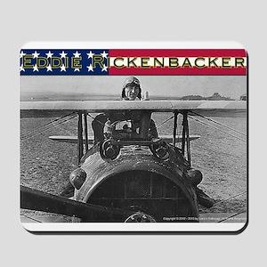 Eddie Rickenbacker-4 Mousepad