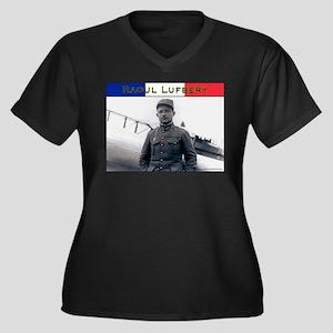 Raoul Lufbery-fr Plus Size T-Shirt