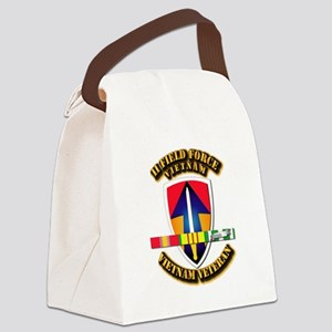 II Field Force Canvas Lunch Bag