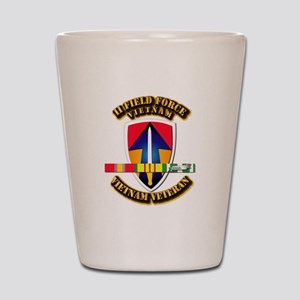 II Field Force Shot Glass