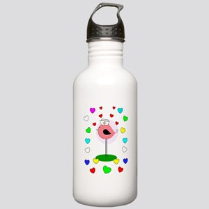 RN ff bird 7 Water Bottle