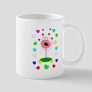 RN ff bird 7 Mug