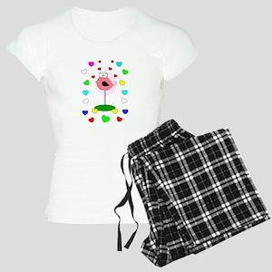 RN ff bird 7 Pajamas
