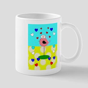 RN ff bird 6 Mug