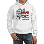 I know jiu jitsu Hooded Sweatshirt