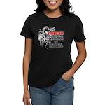 I know jiu jitsu Women's Dark T-Shirt
