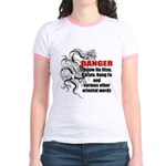 I know jiu jitsu Jr. Ringer T-Shirt