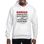 I know jiujitsu Hooded Sweatshirt