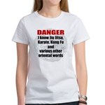 I know jiujitsu Women's T-Shirt
