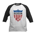Reagan Patriot Shield Baseball Jersey