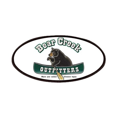 Bear Creek Outfitters Patches