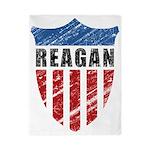 Reagan Patriot Shield Twin Duvet