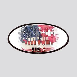 4th july Patches