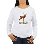 Deer Hunter Women's Long Sleeve T-Shirt