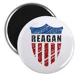 Reagan Patriot Shield Magnet