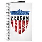 Reagan Patriot Shield Journal