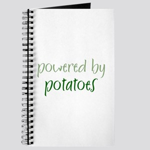 Powered By potatoes Journal