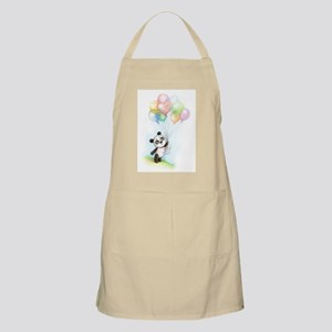 Panda and balloons Apron